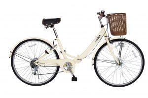 ノーパンク自転車