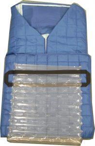 備蓄用寝袋 エアーマット付(リユース)