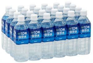 黒部10年保存水