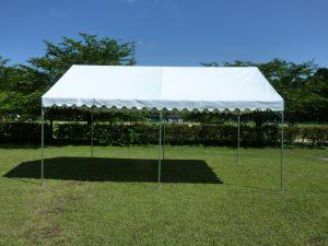 簡単組立式テント
