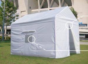 防災テント BT-810