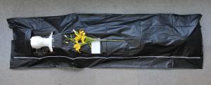 遺体収納袋